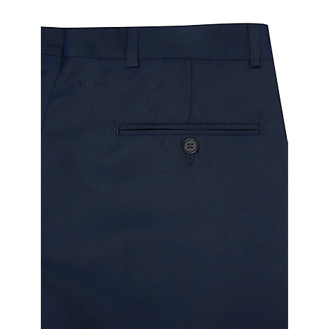 Buy Ben Sherman Slim Fit Suit Trousers, Medieval Blue Online at johnlewis.com
