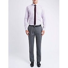 Buy Ben Sherman Tailoring Camden Fit Wool Flannel Suit Trousers, Grey Online at johnlewis.com