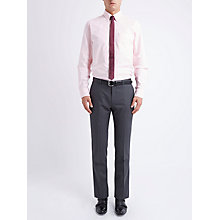 Buy Ben Sherman Tailoring Slim Fit Plain Twill Suit Trousers, Smoked Pearl Online at johnlewis.com