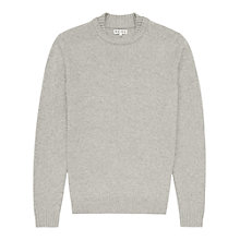 Buy Reiss Kenton Collar Detail Jumper Online at johnlewis.com