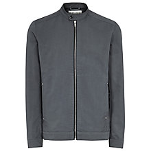 Buy Reiss Torres Lightweight Jacket, Airforce Blue Online at johnlewis.com