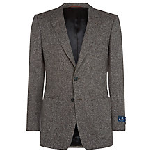 Buy Aquascutum Lambert Patch Pocket Jacket, Brown Online at johnlewis.com
