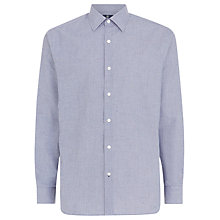 Buy Aquascutum Lowbury Slub Shirt Online at johnlewis.com