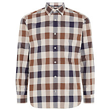 Buy Aquascutum Check Long Sleeve Shirt Online at johnlewis.com