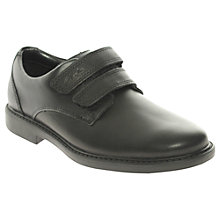 Buy Clarks Deon Shoes, Black Online at johnlewis.com