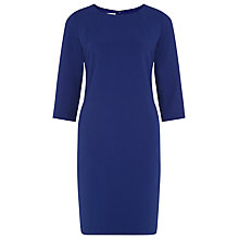 Buy Kaliko Lace Crepe Dress, Cobalt Online at johnlewis.com