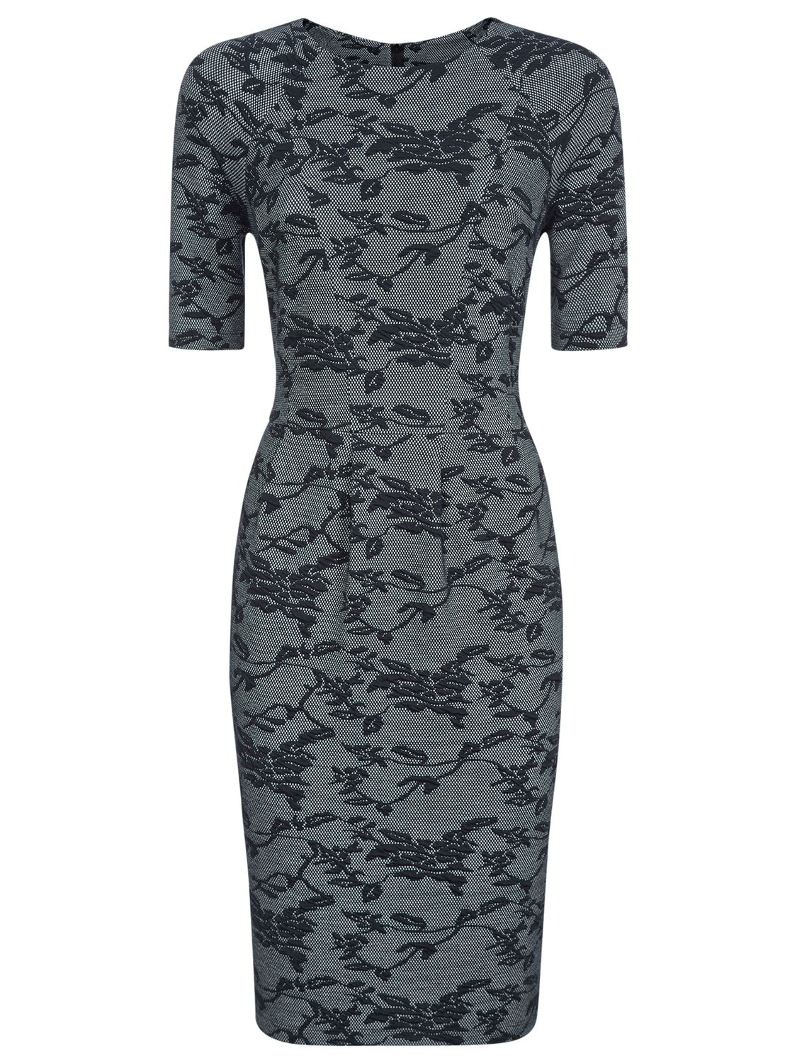 kaliko lace panelled dress grey, kaliko, lace, panelled, dress, grey, clearance, womenswear offers, womens dresses offers, special offers, 20% off selected kaliko, women, inactive womenswear, new reductions, womens dresses, 1654429