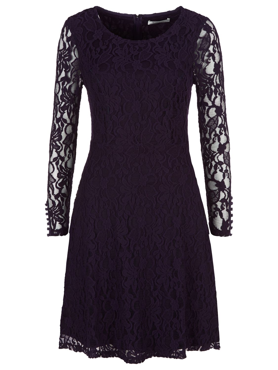 kaliko lace skater dress blackcurrant, kaliko, lace, skater, dress, blackcurrant, 20|14|18|12|16, clearance, womenswear offers, womens dresses offers, special offers, 20% off selected kaliko, new years party offers, women, plus size, inactive womenswear, new reductions, party outfits, lace dress, womens dresses, 1654245