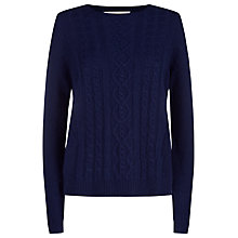 Buy Havren Cable Jumper Online at johnlewis.com