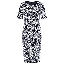 Buy Planet Printed Jersey Dress Online at johnlewis.com