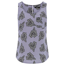Buy Oasis Paisley Vest Top, Multi Online at johnlewis.com