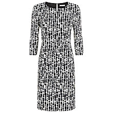 Buy Windsmoor Graphic Printed Dress, Multi Online at johnlewis.com