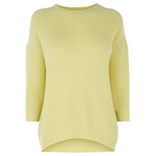 Buy Warehouse Simple Slouch Jumper Online at johnlewis.com