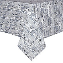 Buy John Lewis Nordic Coast Wipe Clean Tablecloth Online at johnlewis.com