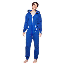 Buy Onepiece Original Onesie, Unisex, Royal Blue Online at johnlewis.com