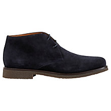 Buy Geox Claudio Suede Chukka Boots Online at johnlewis.com