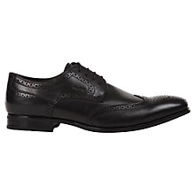 Buy Geox Albert 2Fit Brogue Shoes Online at johnlewis.com