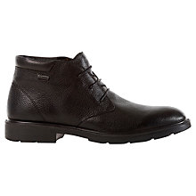 Buy Geox Rubbiano ABX Waterproof Leather Chukka Boots Online at johnlewis.com