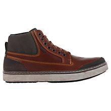 Buy Geox Mattias ABX Waterproof Chukka Hi-Top Trainers Online at johnlewis.com