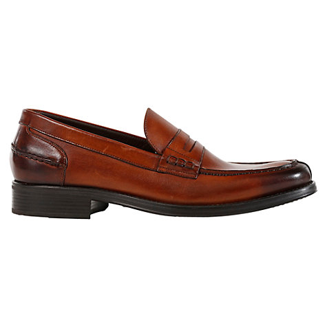 Buy Geox Silvio Penny Loafer Shoes Online at johnlewis.com