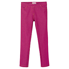 Buy Mango Kids Girls' Jeggings Online at johnlewis.com