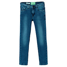 Buy Mango Kids Girls' Skinny Jeans, Blue Online at johnlewis.com