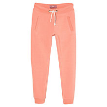 Buy Mango Kids Girls' Cord-Tie Joggers Online at johnlewis.com