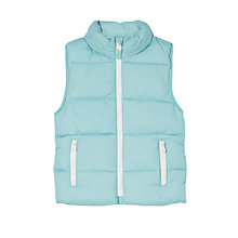 Buy Mango Kids Quilted Gilet Online at johnlewis.com