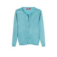 Buy Mango Kids Girls' Bobble Cardigan Online at johnlewis.com