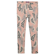 Buy Mango Kids Butterfly Print Leggings Online at johnlewis.com
