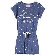 Buy Mango Kids Star Print Jersey Dress Online at johnlewis.com