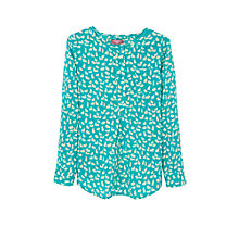Buy Mango Kids Printed Blouse Online at johnlewis.com