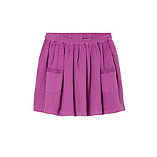 Buy Mango Kids Girls' Textured Flared Skirt Online at johnlewis.com