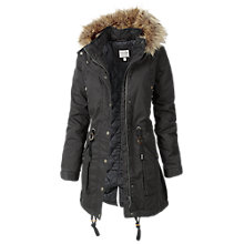 Buy Fat Face Greenwich Parka Online at johnlewis.com