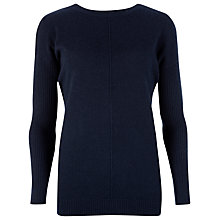 Buy Ted Baker Cashmere Zip Back Jumper Online at johnlewis.com