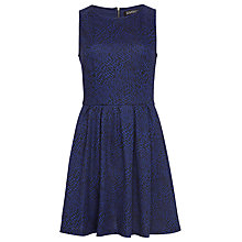 Buy Sugarhill Boutique Camilla Dress, Navy Online at johnlewis.com