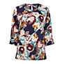 Buy Sugarhill Boutique Rose Top, Navy Online at johnlewis.com
