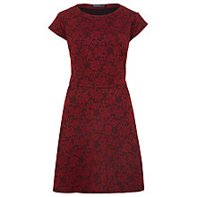 Buy Sugarhill Boutique Dionne Dress, Wine Online at johnlewis.com