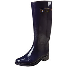 Buy Ted Baker Elanera High Shine Wellington Boots Online at johnlewis.com