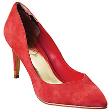 Buy Ted Baker Moniirra Point Toe Court Shoes Online at johnlewis.com