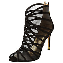 Buy Ted Baker Reannon Stiletto Sandal, Black Online at johnlewis.com
