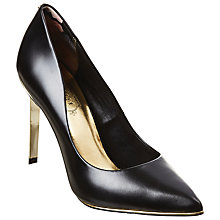 Buy Ted Baker Elvena Pointed Toe Court Shoes Online at johnlewis.com