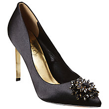Buy Ted Baker Annabilla Embellished Court Shoes Online at johnlewis.com