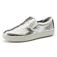 Buy Ted Baker Keziah Leather Trainers Online at johnlewis.com