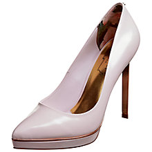 Buy Ted Baker Nydea High Heeled Court Shoes Online at johnlewis.com