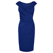 Buy Coast Alva Ponte Dress, French Navy Online at johnlewis.com