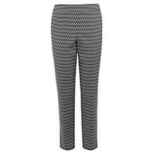 Buy Coast Monochrome Bethy Trousers, Mono Online at johnlewis.com