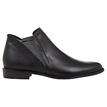 Buy NW3 by Hobbs Ellie Leather Ankle Boots Online at johnlewis.com