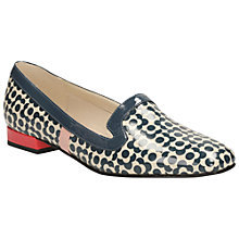 Buy Clarks Orla Kiely Bella Leather Floral Pumps Online at johnlewis.com