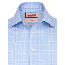 Buy Thomas Pink Harding Prince of Wales Check XL Sleeve Shirt Online at johnlewis.com